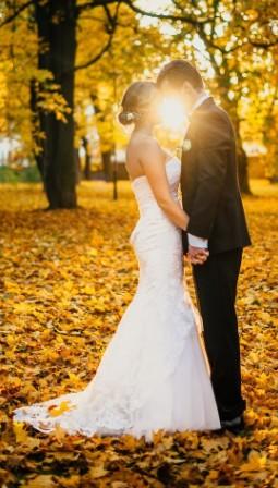 Свадьба осенью в «Кривцово»: волшебная сказка, которая станет реальностью