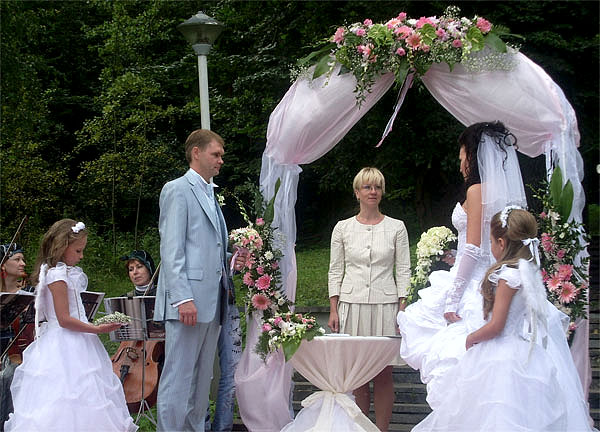 Где отметить свадьбу в Твери или в Тверской области
