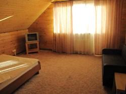 Гостевой загородный дом поможет отдохнуть по-домашнему