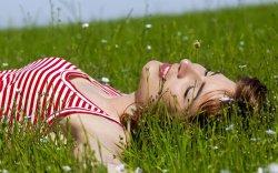 Летний отдых на природе позволит вновь почувствовать радость жизни