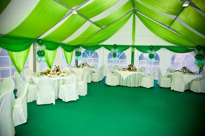 Свадьба в шатре: секреты организации незабываемого праздника