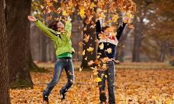 Осенние каникулы: отдых за городом