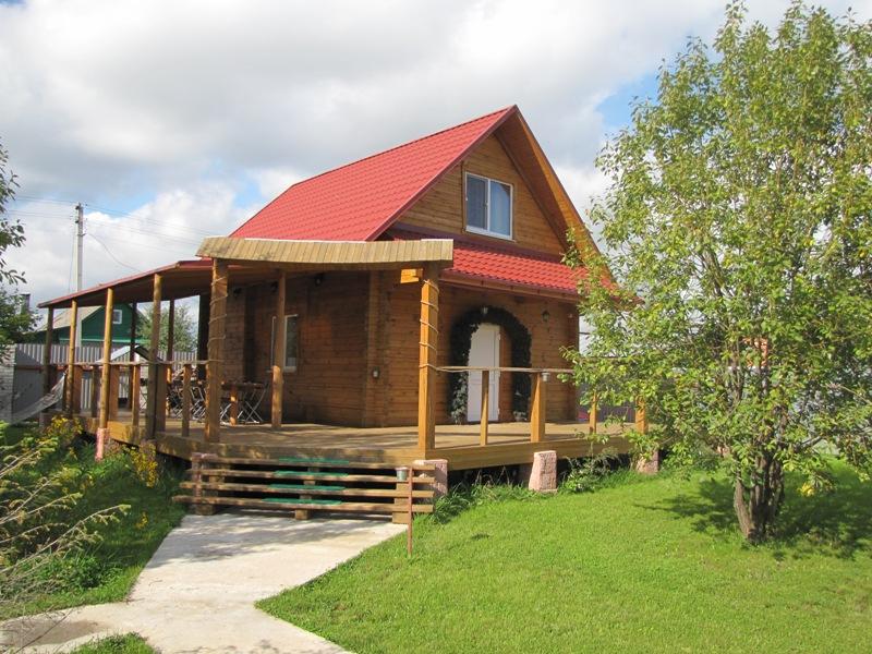 Отдых в коттеджах, Тверская область